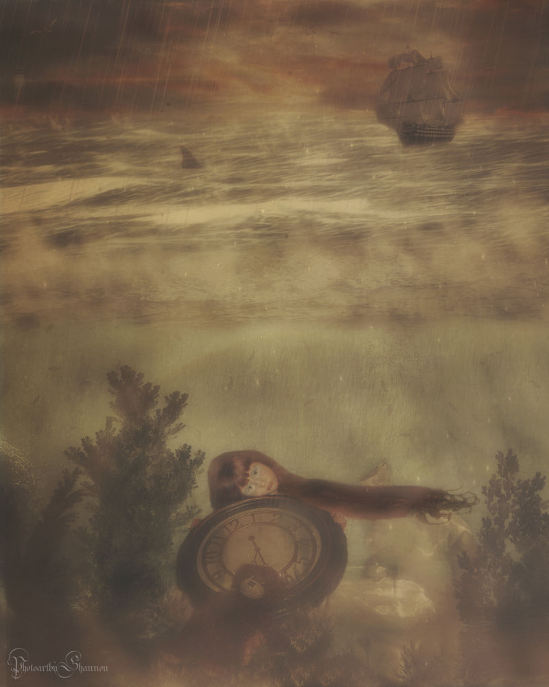 Time Running Out by Shannon Hreha-kilgore