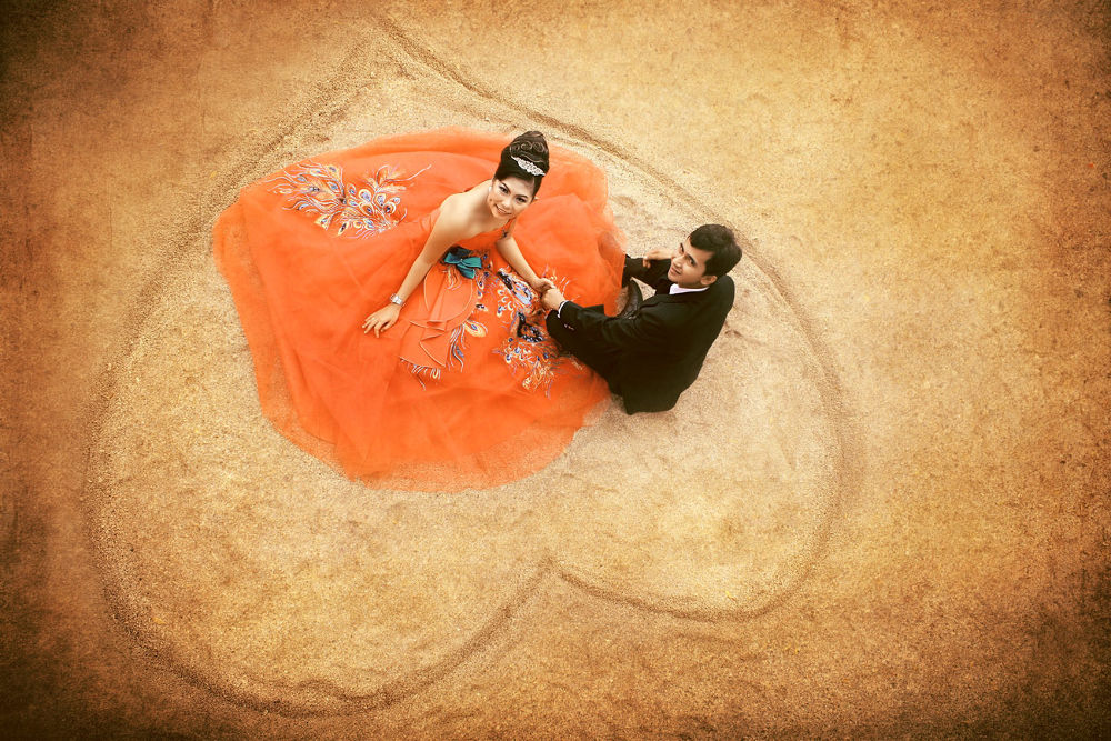couple by Sokheh Art Photoworks
