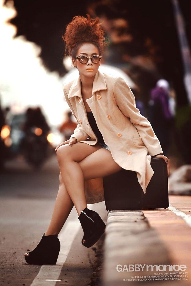 girl by Sokheh Art Photoworks