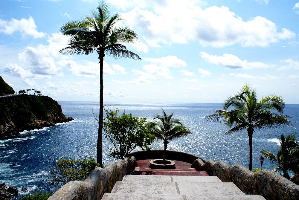 La Quebrada de Acapulco  by padillasantiago63