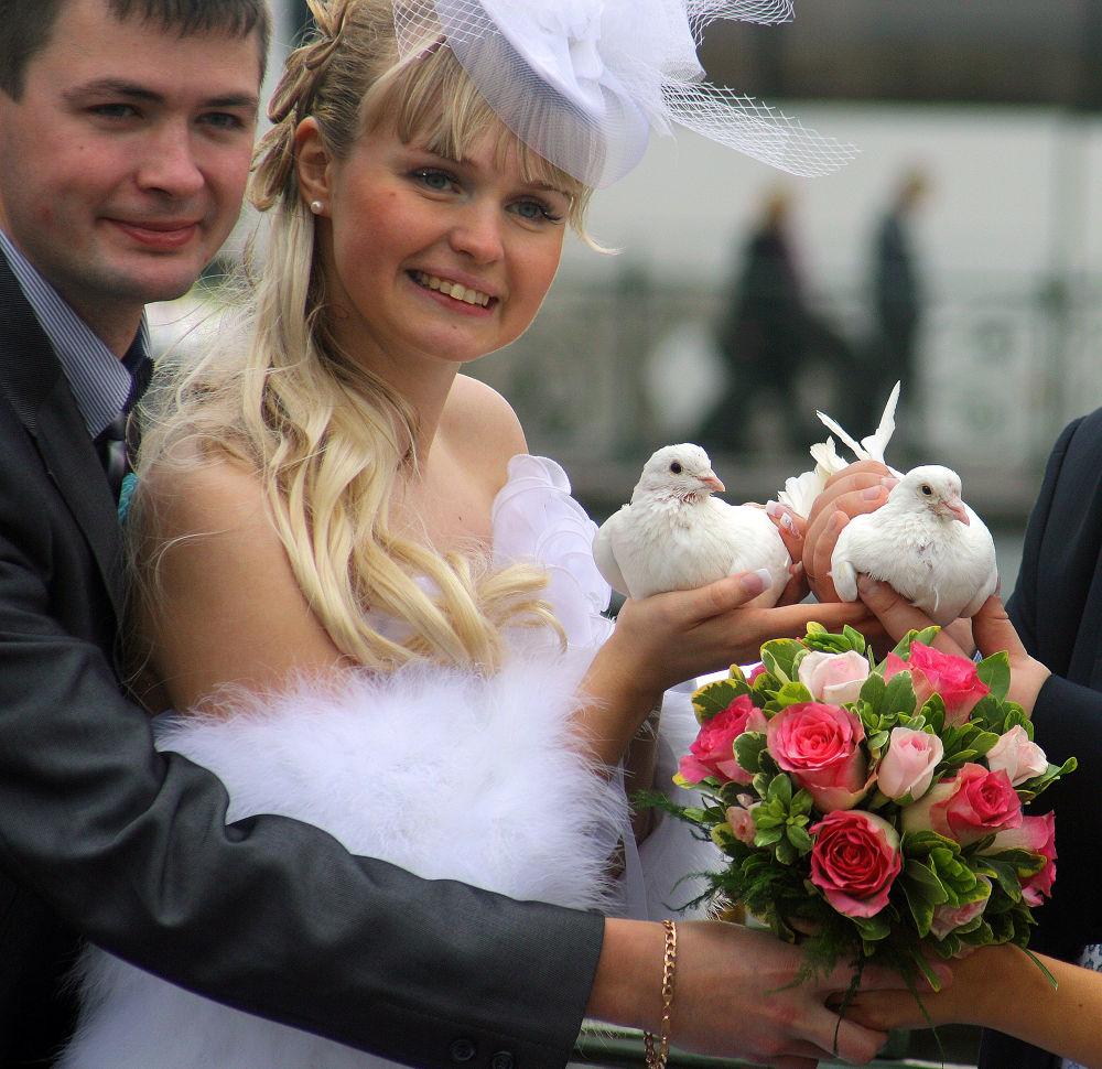 Bride by monanorrman