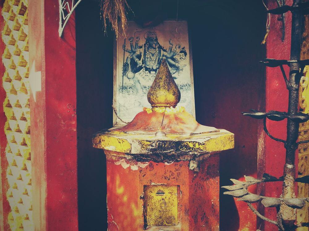 india..the land of goddess by sumeshkk