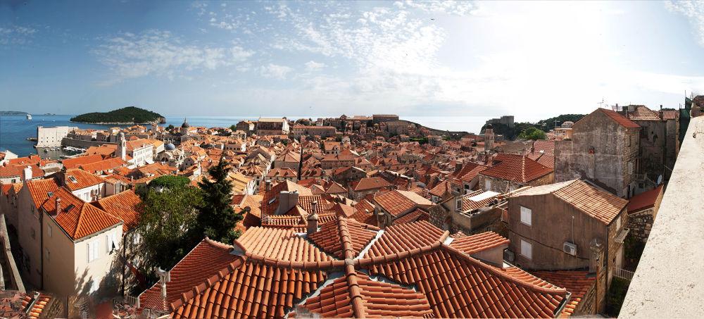 Dubrovnik Panorama by nikonpete