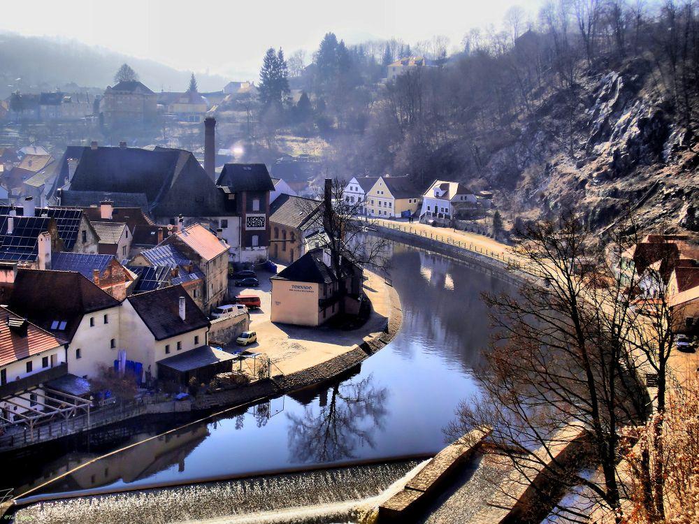 Photo in Random #czech republic #traditional #beautiful #towan #town