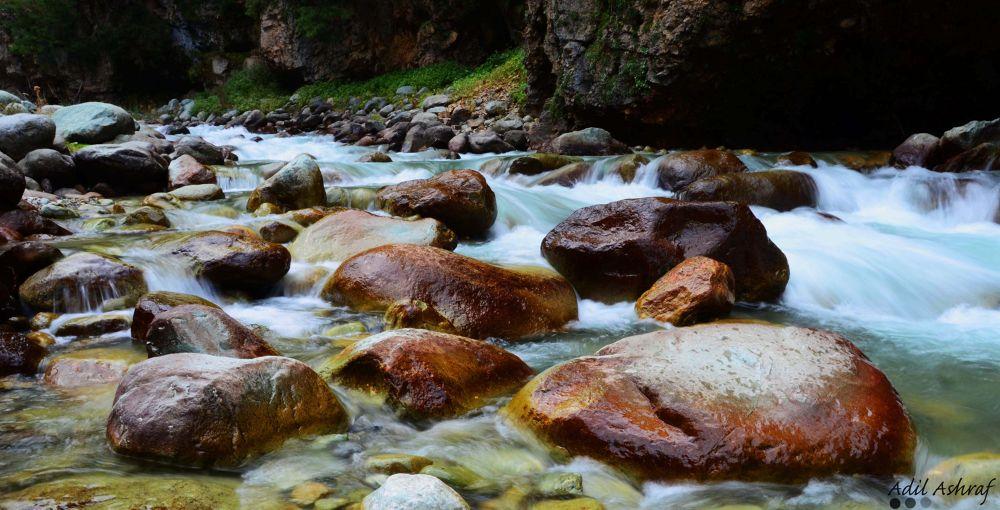 Inertia of Water........ by adilashraf