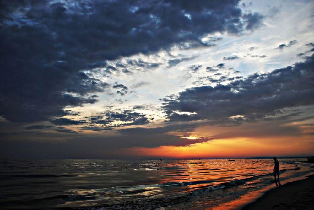 Photo in Landscape #düş sahili #landscape #onur #güner #güray #oc0404 #kumburgaz #sea #sky #sunset
