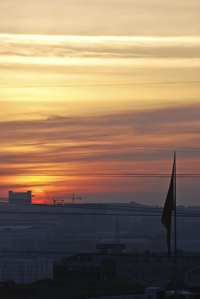 Sunset 1 by Onur Güner Güray