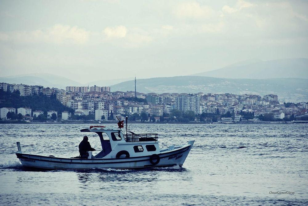 Fisherman by Onur Güner Güray