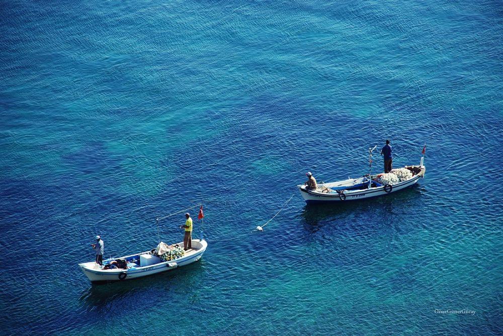 Photo in People #fishers #oc0404 #onur #güner #güray #sea #fishermen