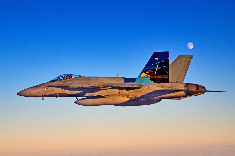 Hornet Moon by clivescottphoto