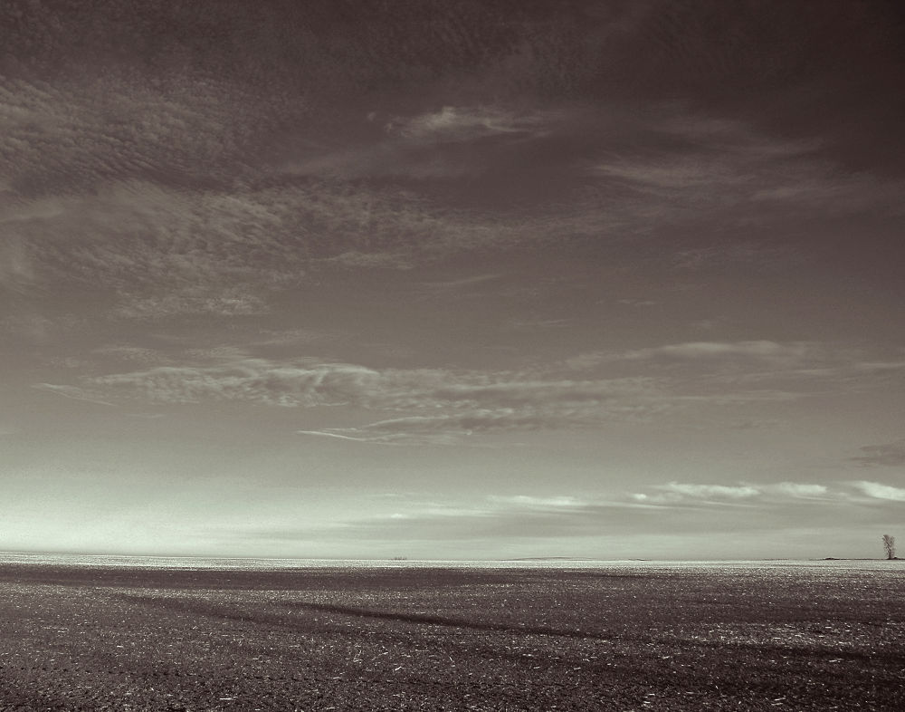 Sky Near Torrington by clivescottphoto