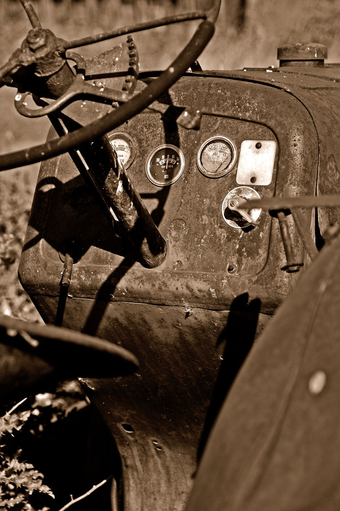 The Old '49 by clivescottphoto