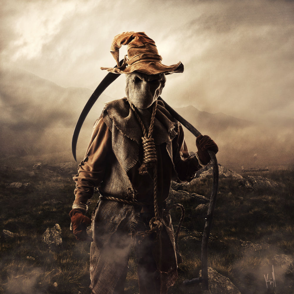 Scarecrow by kiff