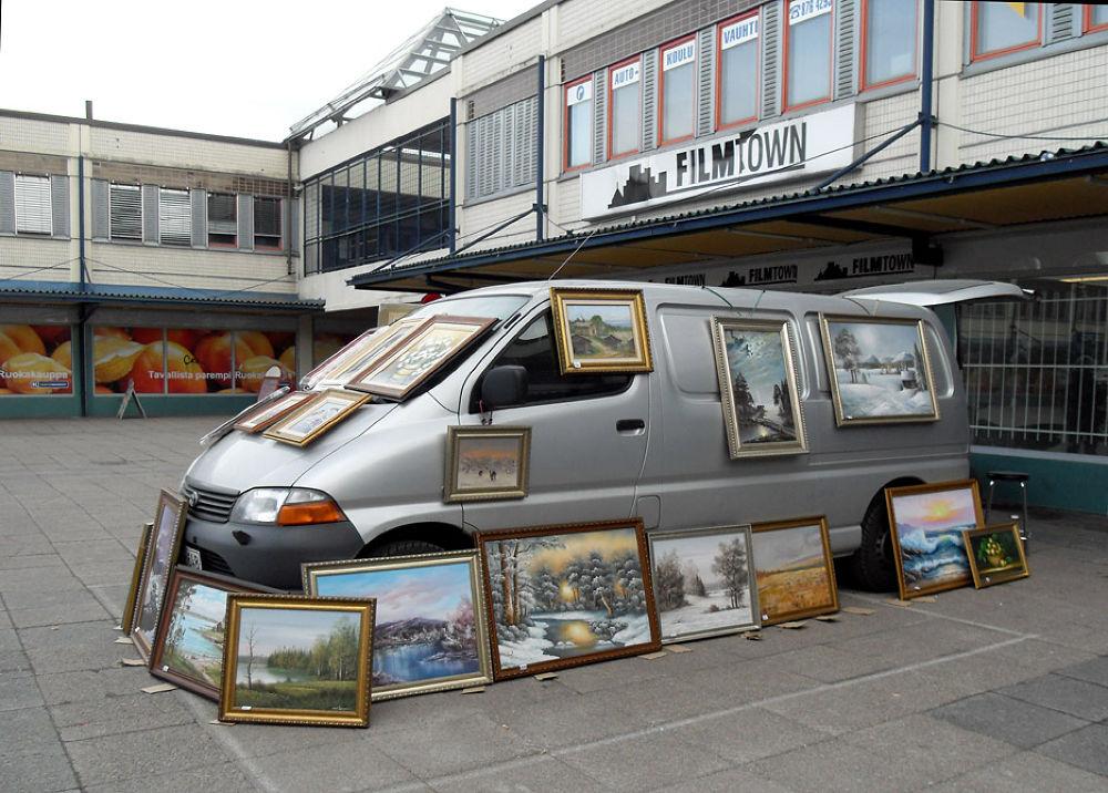 Paintings Shop by Heljä Kostiainen