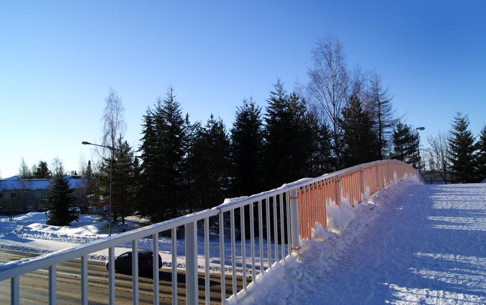 Photo in Landscape #light #winter #snow