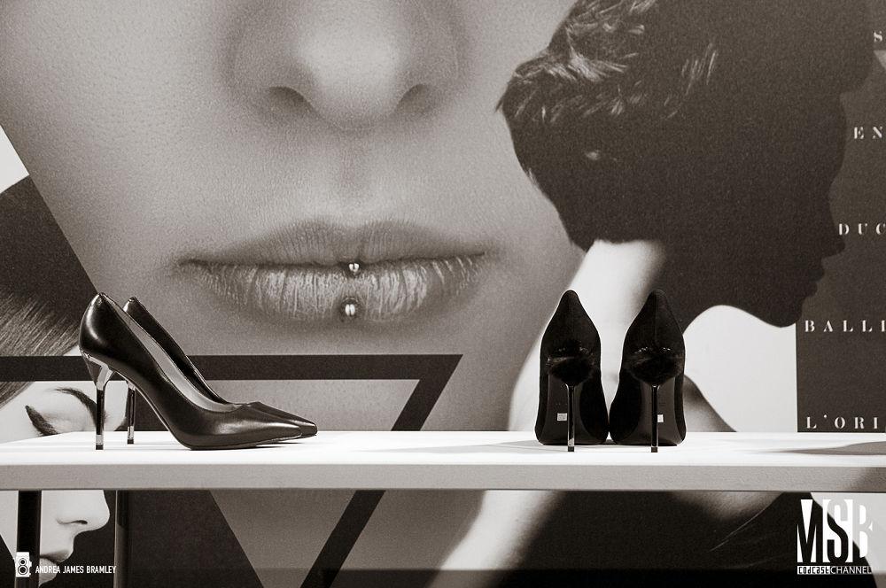 Ballin Italian Shoes, Milano Fashion Week 2014 by Codcast Channel