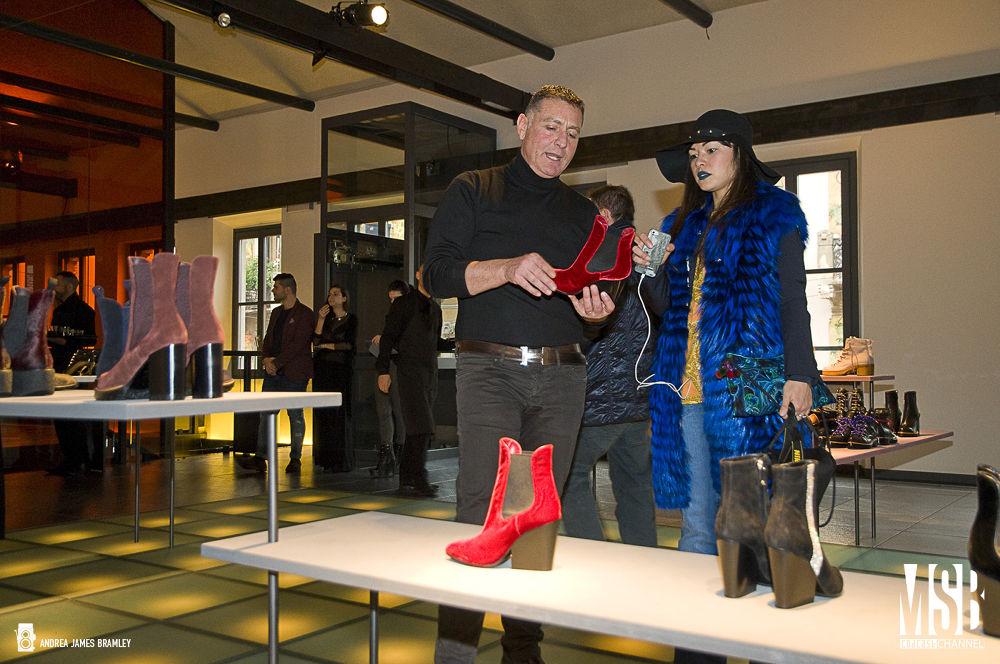 Ballin Italian Shoes, (voguepillsfashion) Milano Fashion Week 2014 by Codcast Channel