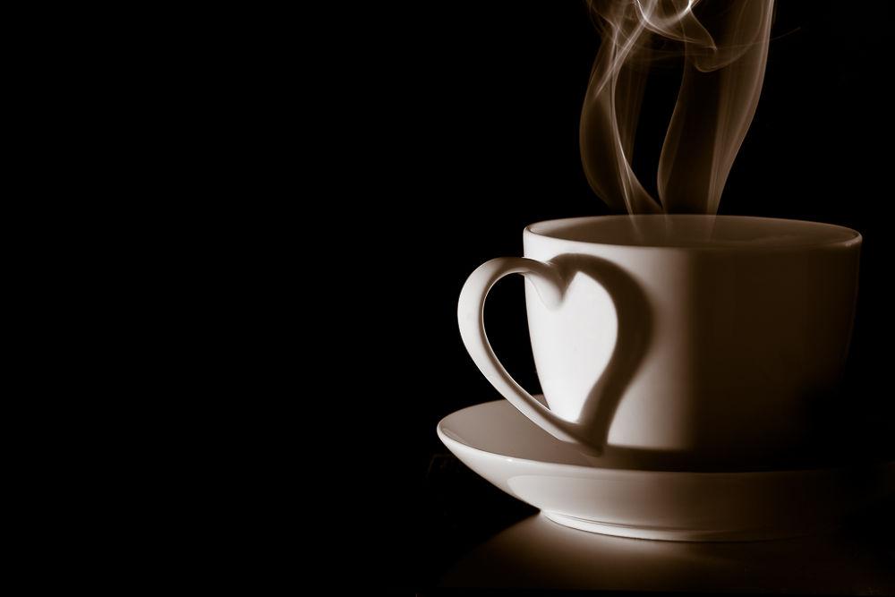 J'aime la couleur café by Mario Cliche