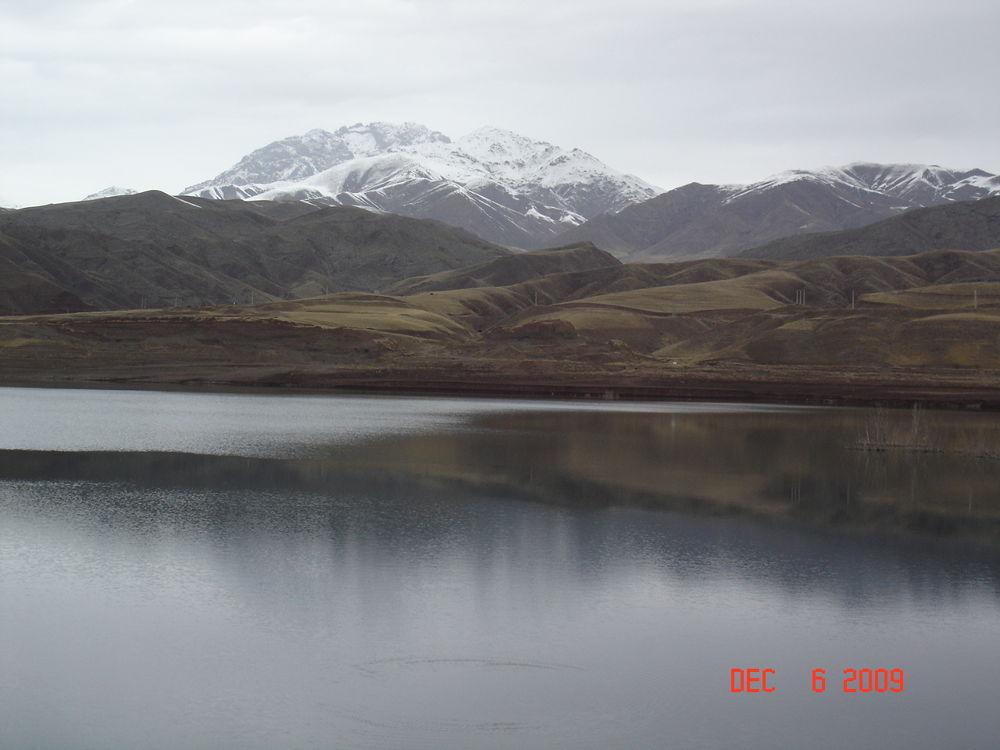 Amazing mountain by faram