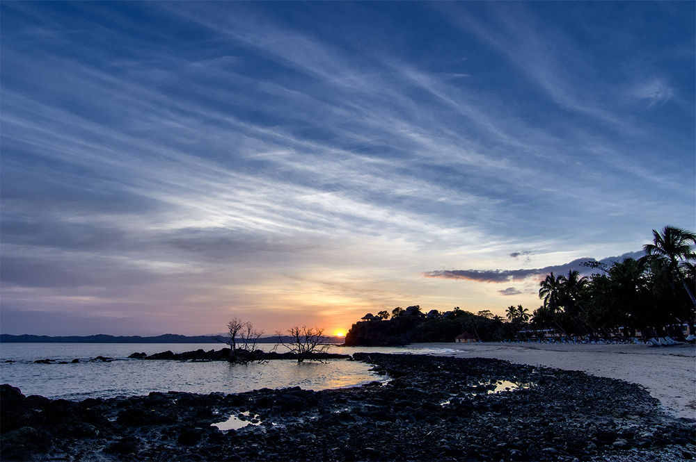 Andilana Sunrise by massimo piconcelli