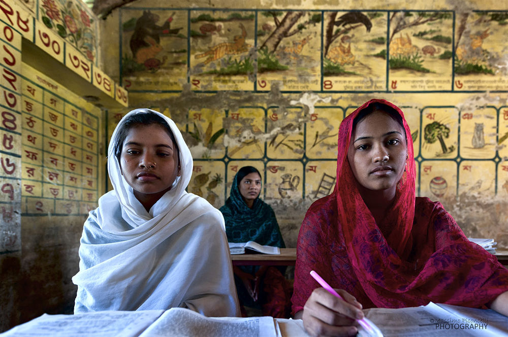 Bengali School by massimo piconcelli