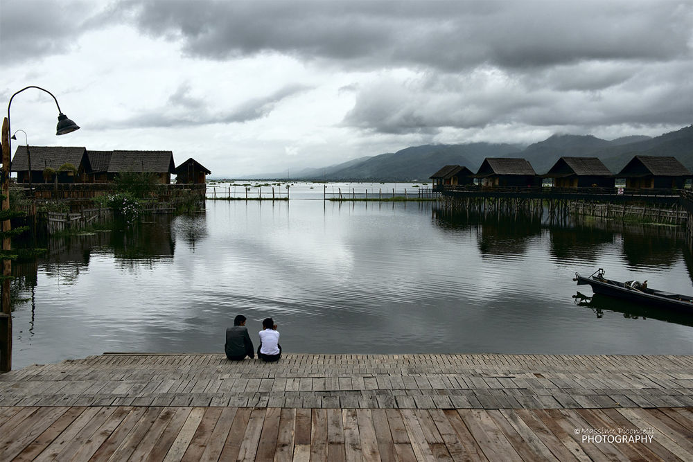 Inle Lake by massimo piconcelli