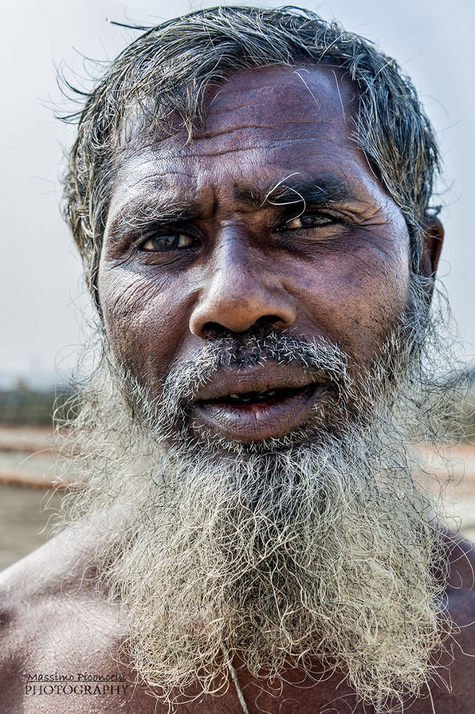 Bengali Man by massimo piconcelli