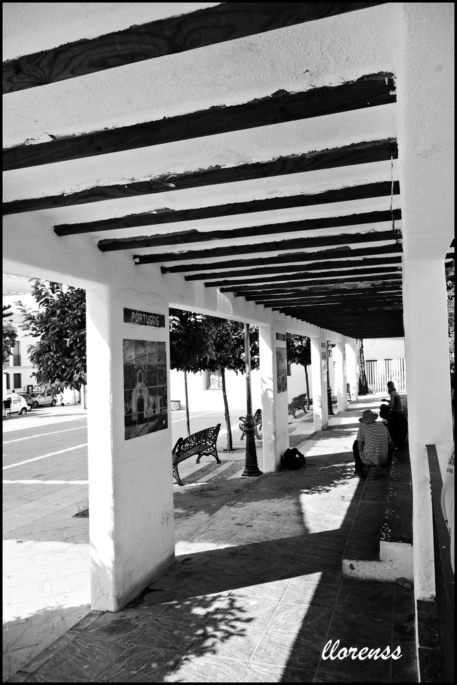 en la plaza by ron106