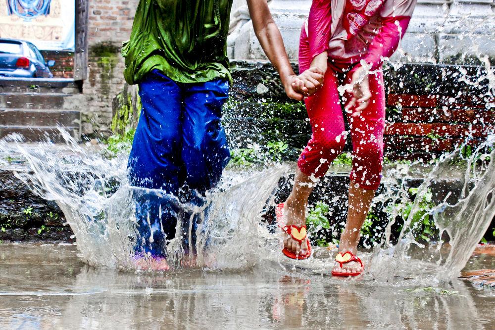 love in the rain by prazol