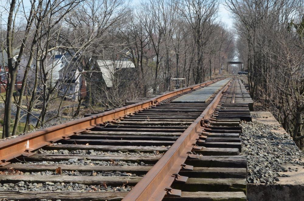 Tracks to nowhere by Joseph A Feola