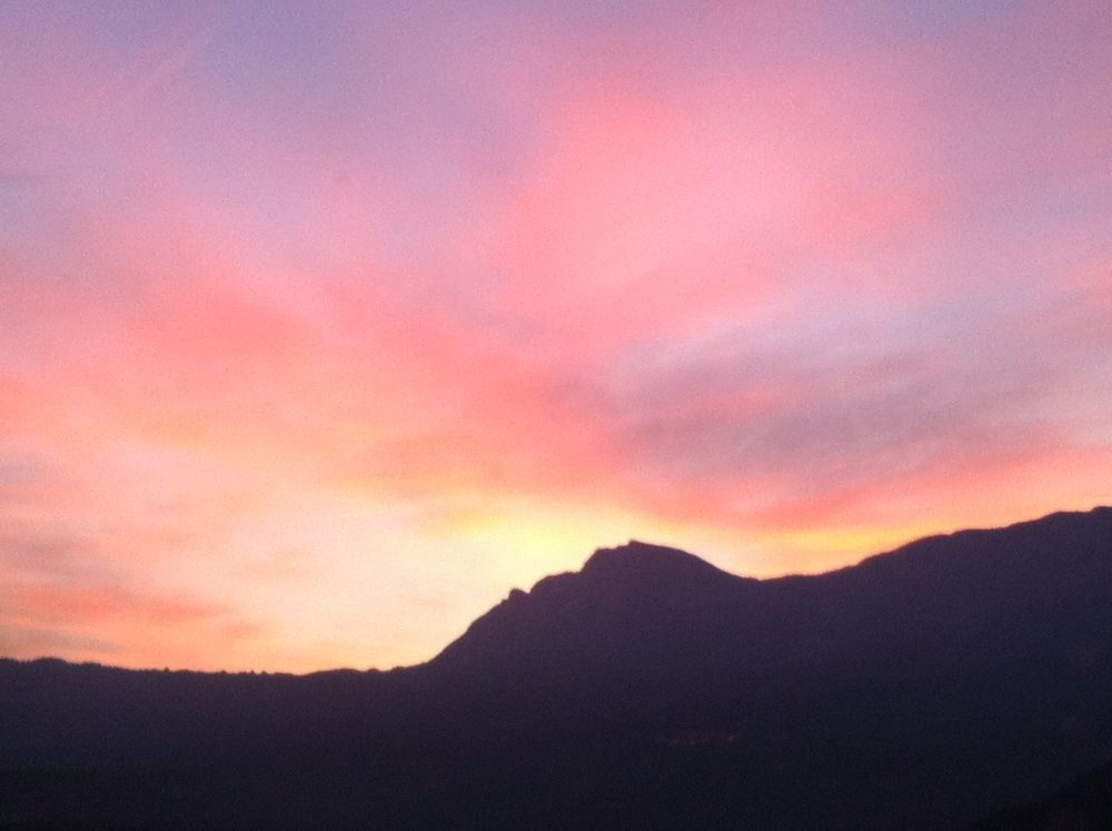 Tramonto by fede
