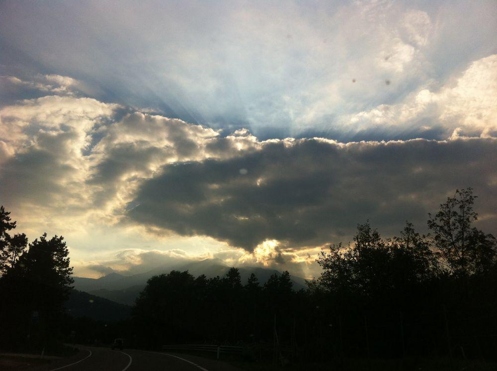 Last sun by fede