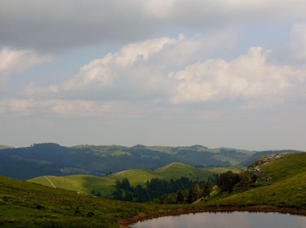Paesaggio montano by fede