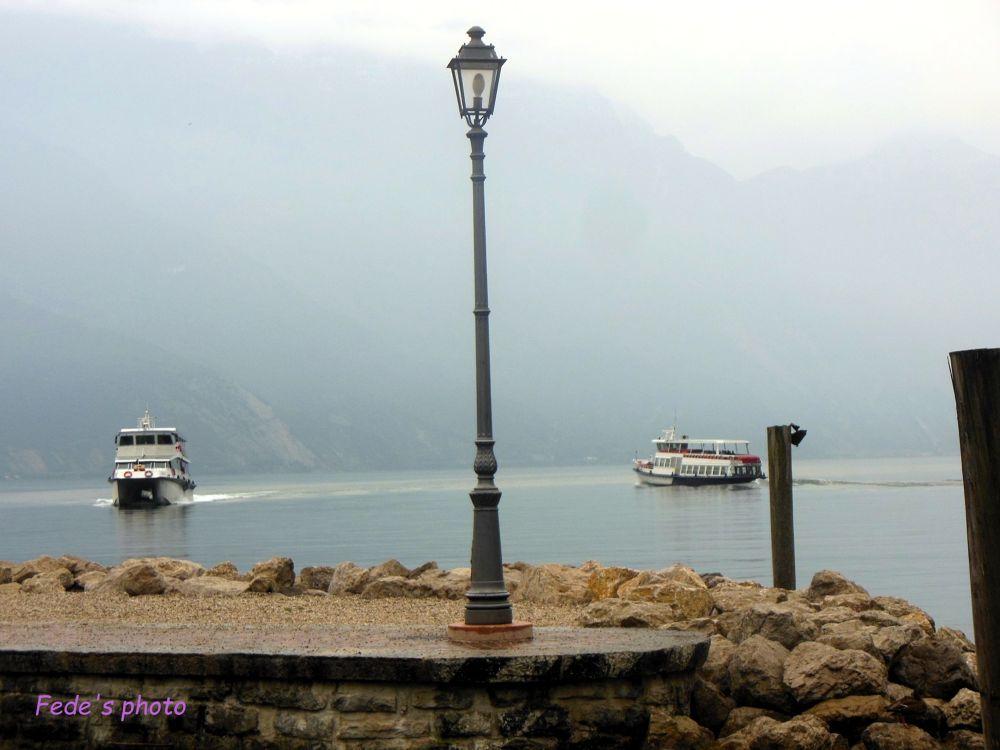 Battelli sul Lago di Garda by fede