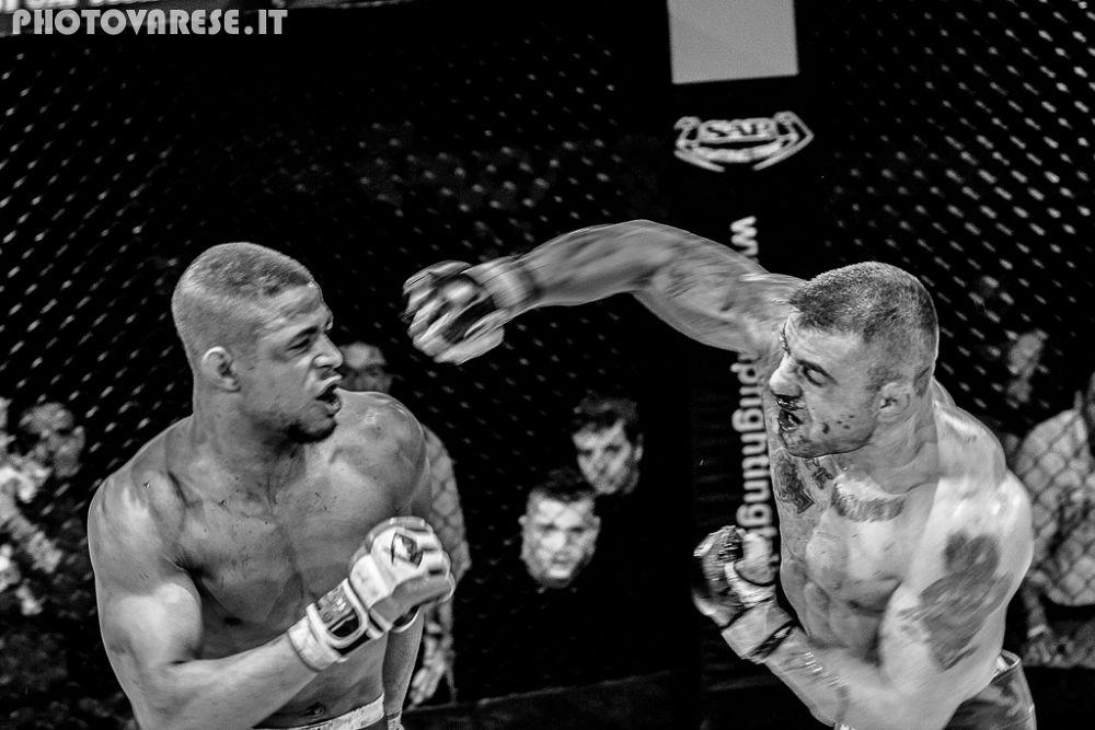 MMA BOX by fabioaverna9