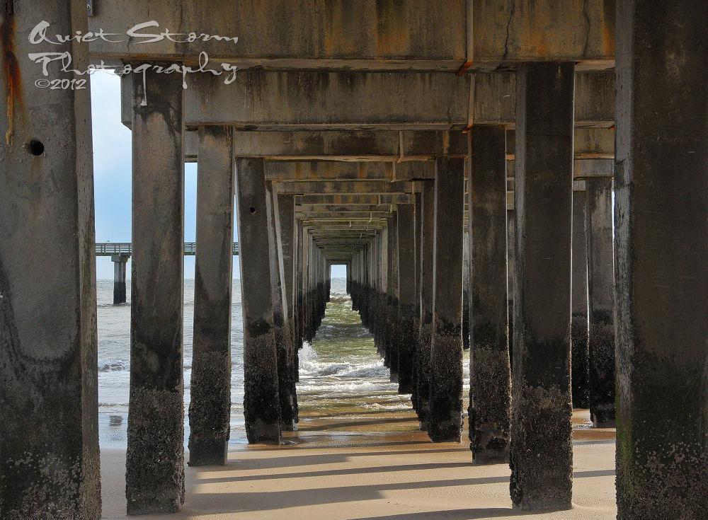 Under The Pier by quietstorm422