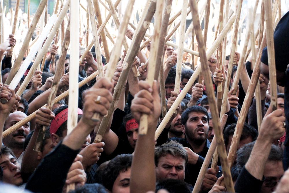 Funerals - Kashan, Mashhad Ardehal by zarelavasani