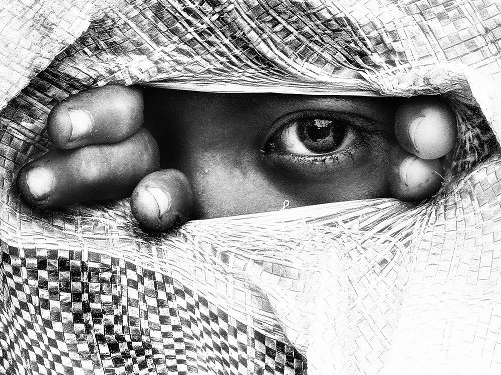 the eye by Muhammad Kuddus