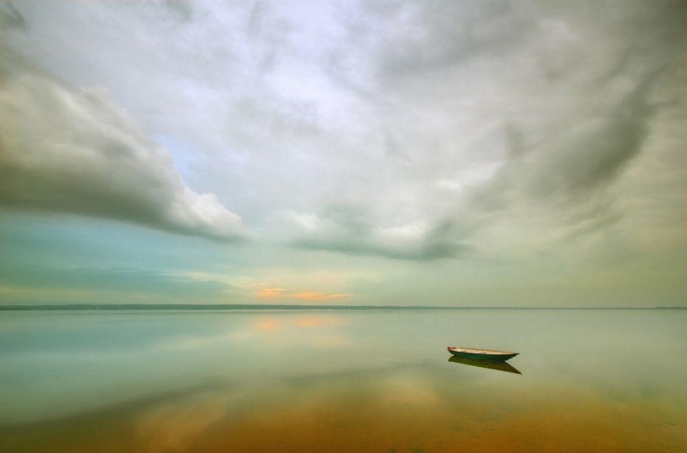 Lonely... by Krzysztof Browko