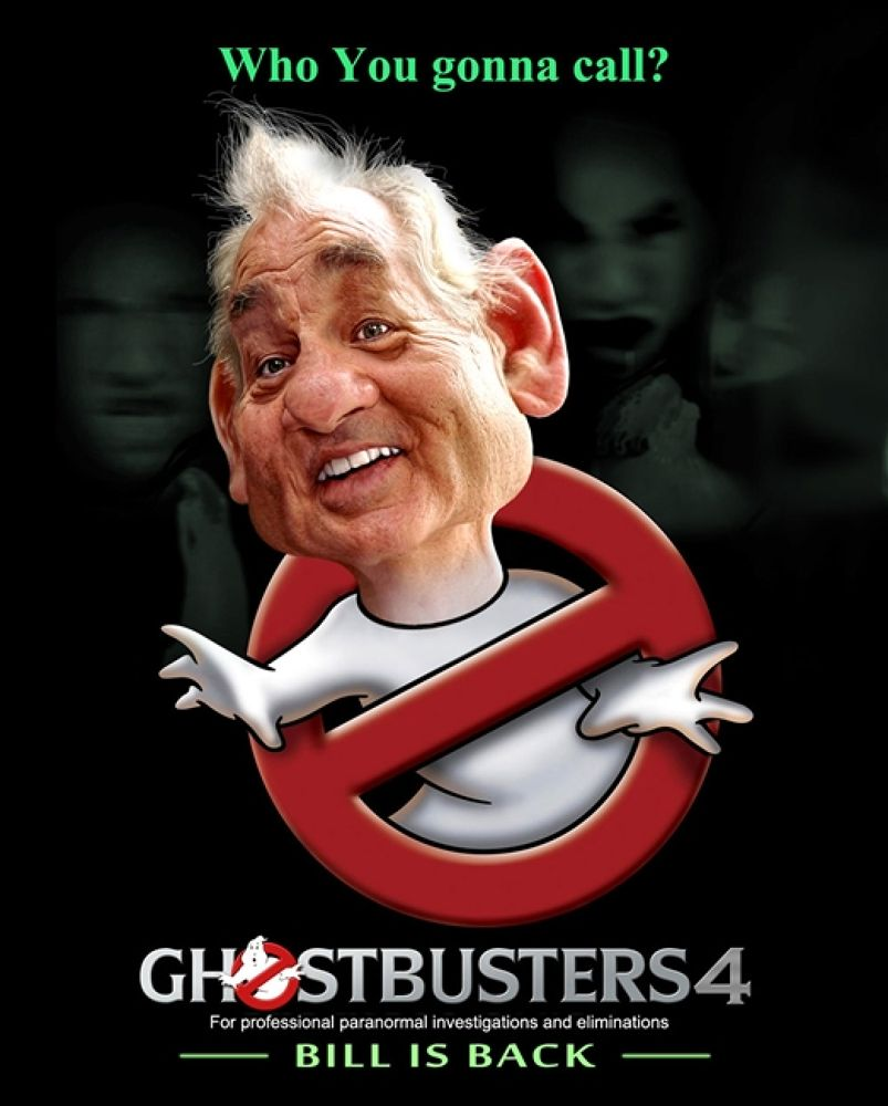 Ghostbusters4 by rwpike