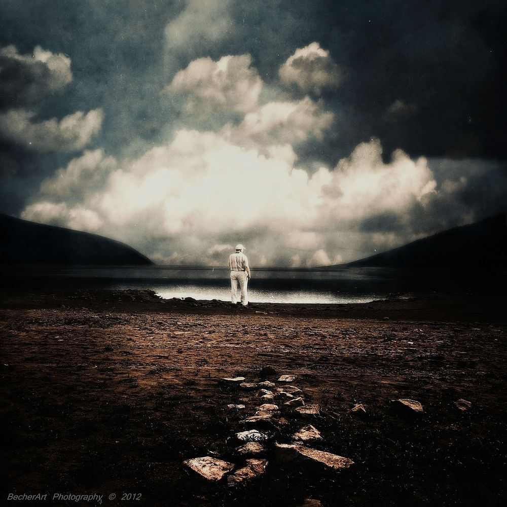 Photo in Fine Art #emotions #becherart