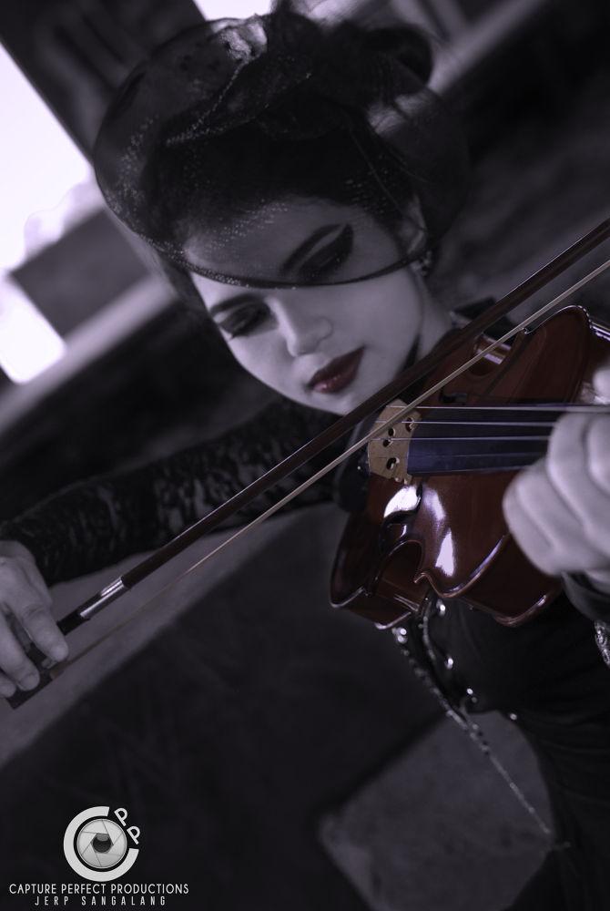 The Black Violinist by Jirupu