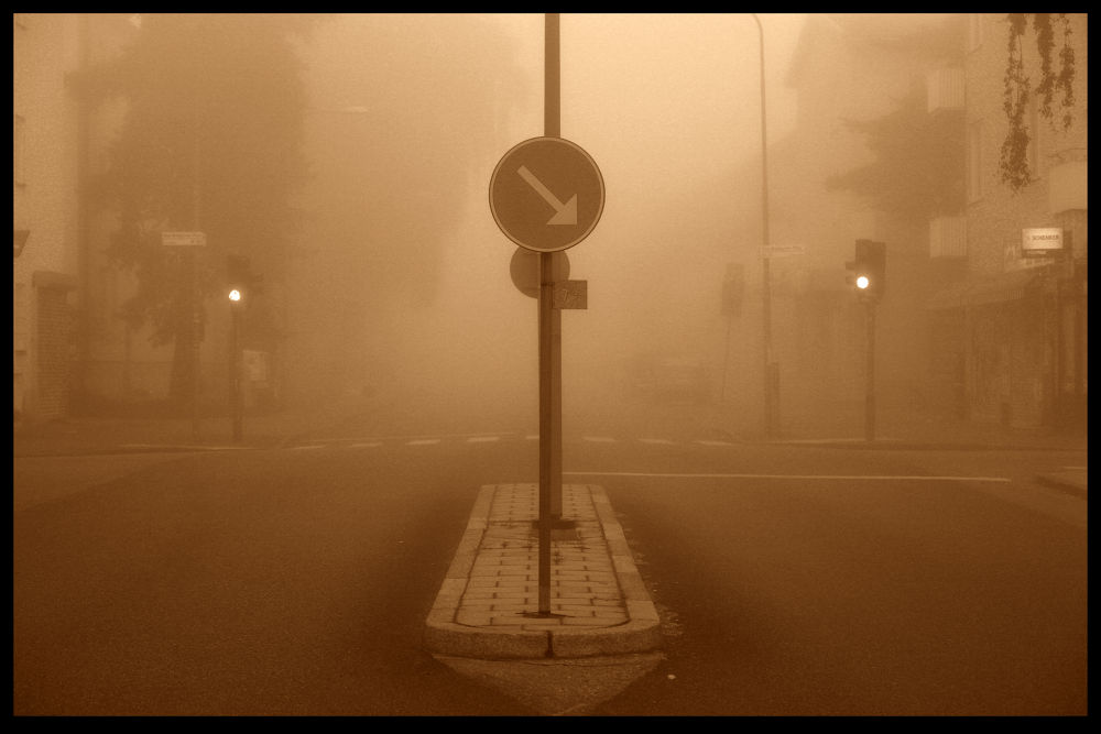 In my foggy hoods 1 by thomashellsten
