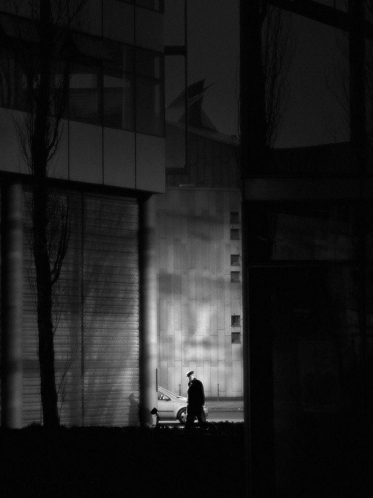 Dark Gulches by Joerg Andre