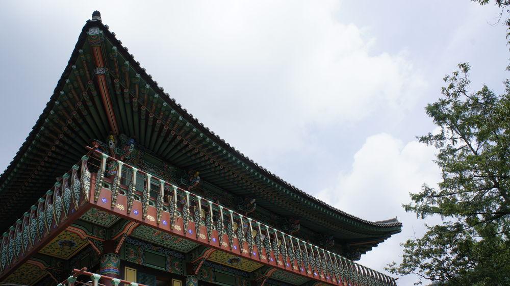 Mu Sang Sa Budhist Temple 2, South Korea by John Dal