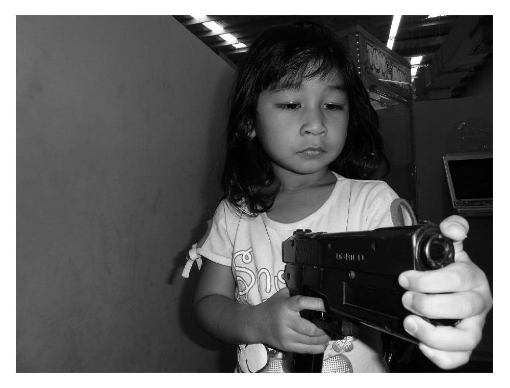 PREPARE TO SHOOT by Mulyatna Pakde
