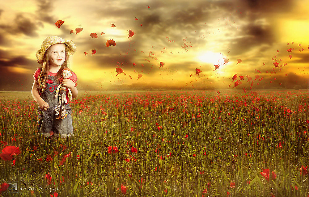 Poppy Dreams by Mad Keane Photography