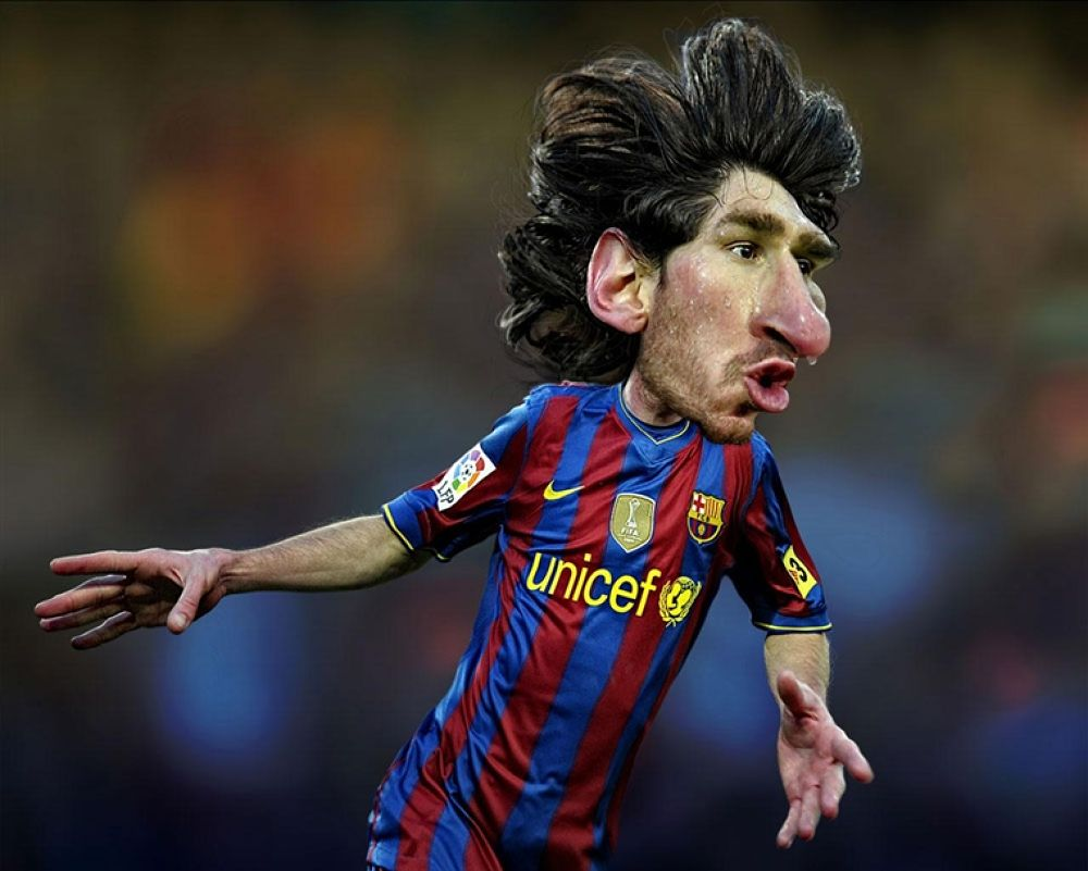 Lionel_Messi by rwpike