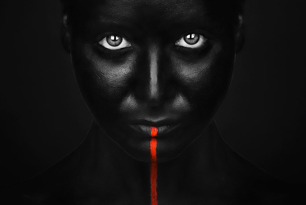She's got the black by Petko Petkov
