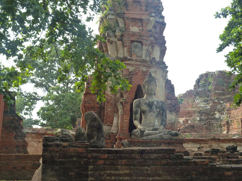 ayutthaya by Kyoko Kanazawa